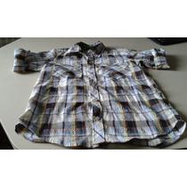 Camisa Para Niño Manga Corta Talle 10