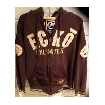 Campera Americana Ecko Talle M Impecable!!