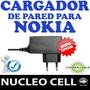 Cargador De Pared Compatible Nokia N93 N95 N96 N800 X2-00 X3