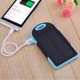 Cargador Portatil Solar Smarthphones Y Tablets