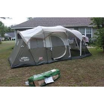 Carpa Coleman Weathermaster¿ Screened 6