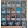 Deck Fragmentados Mazo Completo Magic 60 Cartas+protectores