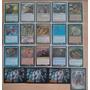 Deck Fragmentados Mazo Completo Magic 60 Cartas+protectores