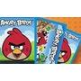 10 Sobres De Figuritas Angry Birds