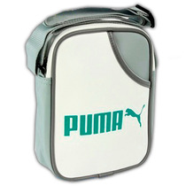 Cartera Morral Puma D Cuero Ecológico Diseño Práctico