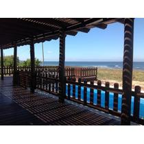 Cabaña Frente Al Mar, La Mejor Vista Y Tranquilidad!!!!