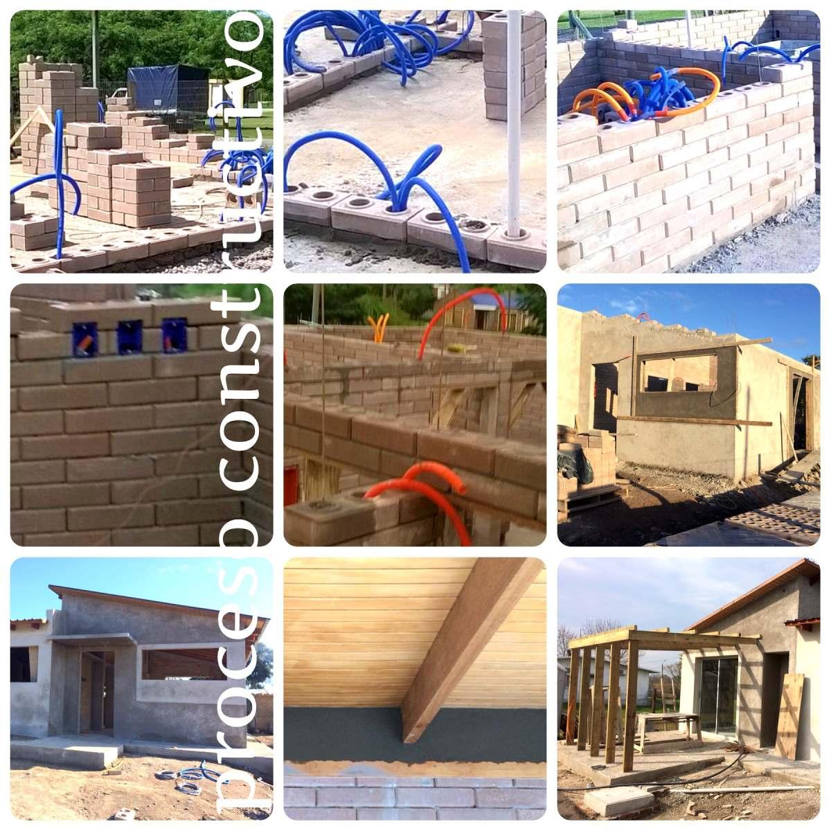 Casas prefabricadas ecoblock ladrillos modulares 1 dorm - Casas prefabricadas opiniones ...
