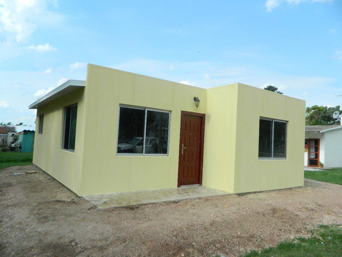 Casas prefabricadas en isopanel fortin de santa rosa u - Casas prefabricadas opiniones ...