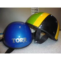 Casco Modelo Aguila Daytona Ideal Para Harley, Chopper
