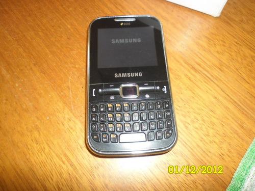 Celular Samsung Chat 322 Duos