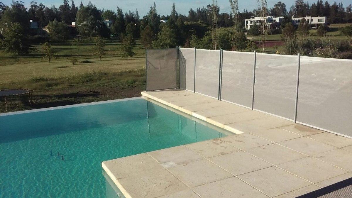 Cerramiento removibles para piscina protecci n seguridad for Proteccion de piscinas