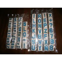 Cajas Fosforos Antiguas Ancla Con Simbolos, Letras Y Nrosx51