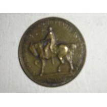 Medalla Inauguracion Monumento A Artigas 1923 A. Bassi.tamma