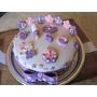 Tortas Baby Shower 2kgs --- Cupcakes Adornados Baby