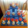 Cupcakes Del Hombre Araña (podes Elejir El Personaje)