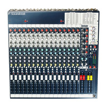 Consola Soundcraft Fx16ii