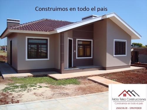 Casas de materiales dise os arquitect nicos for Casas llave en mano