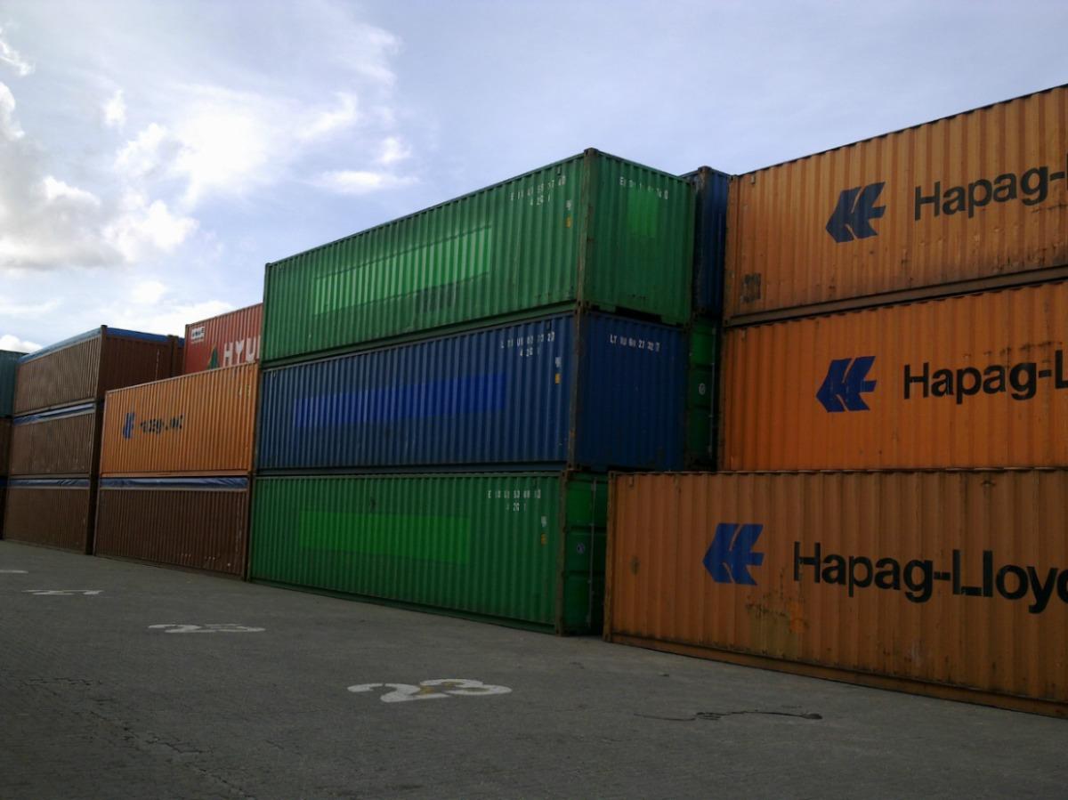 Contenedores maritimos como nuevos 20 y 40 pies a o 2009 - Precio contenedor maritimo ...