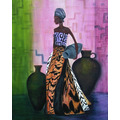 Mujer Africana.