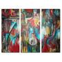 Cuadros Abstractos Peces Pintura Moderna Eridie251