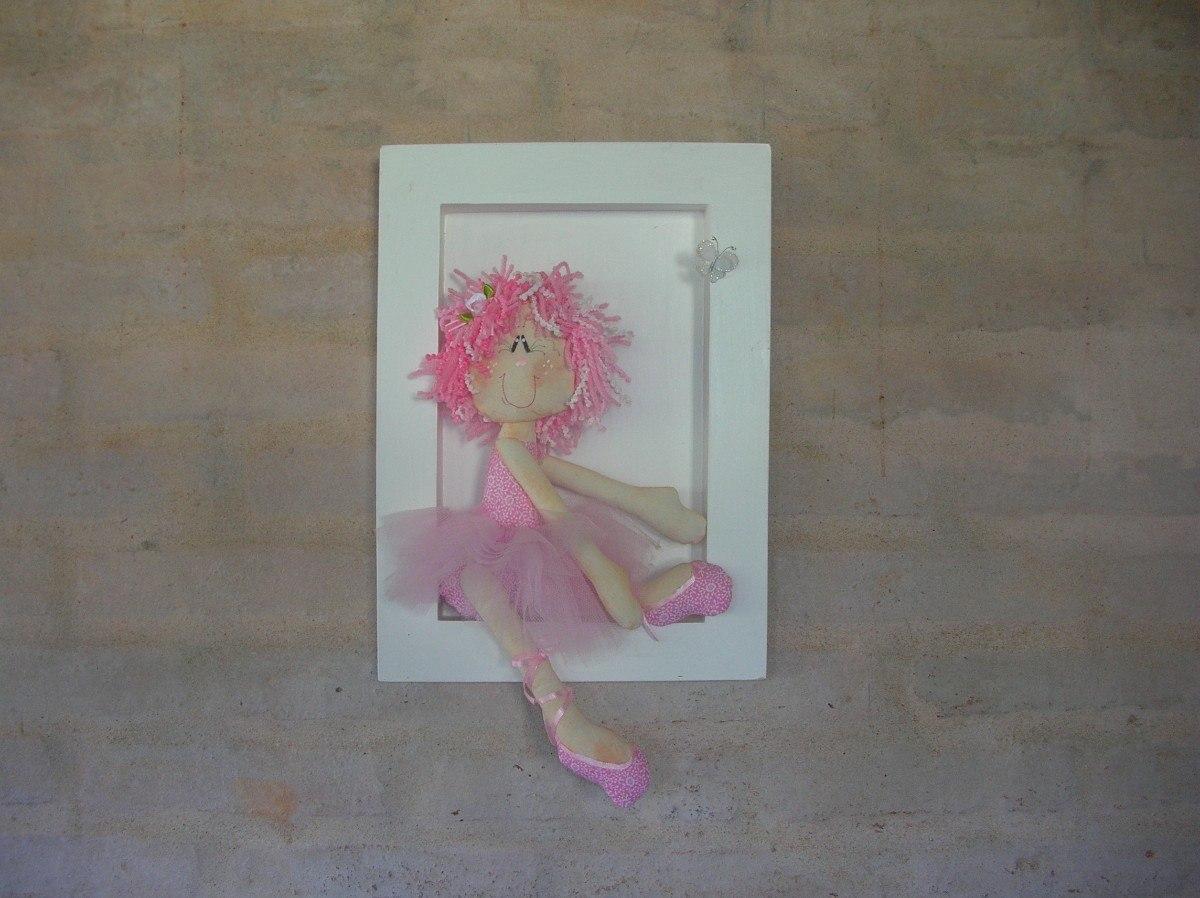 Pin bailarinas decoraciones dibujos kamistad celebrity - Cuadros bailarinas infantiles ...