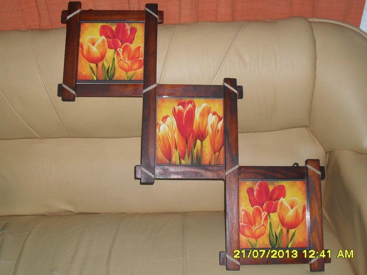 Fotos de cuadros artesanales con dise os en maderas duras caladas en pictures to pin on pinterest - Cuadros artesanales infantiles ...