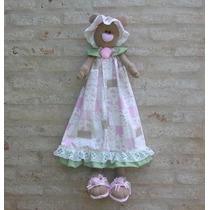 Para Niñas O Bebés,osita Pañalera O Guarda Pijama