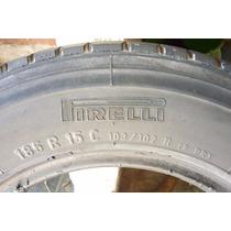 Cubierta 185 R 15 Carga Usada Pirelli