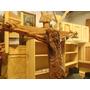 Tallado ,escultura Religiosa En Roble,santos , Virgenes
