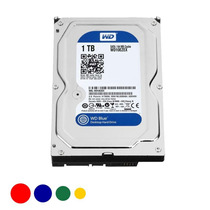 Disco Duro 1 Tb Sata3 Para Pc Western Digital Blue 7200 Rpm
