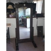 Espejo De Pie Rustico P/dormitorio,baño 1.60 X 0.70!!!!