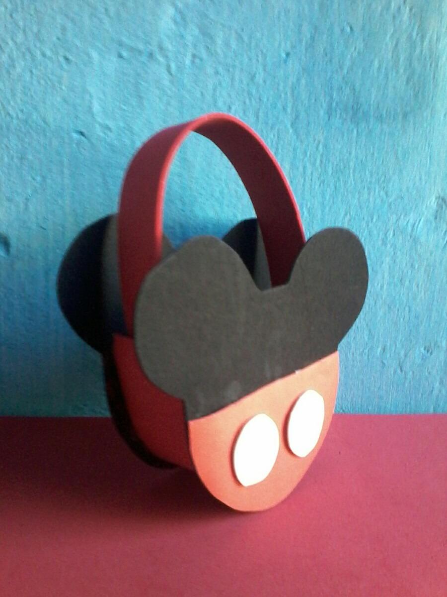 Dulcero Sorpresitas Mickey Mouse, Minnie Souvenirs - $ 20,00 en