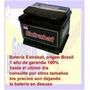 Bateria 110 Amp Extrabat Libre De Mantenimiento