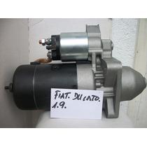Fiat Ducato Arranque Motores 1.9