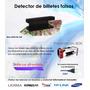 Doble Luz Ultravioleta, Detector De Billetes Falsos