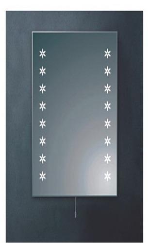 Espejo para ba o con luz integrada 50899 u s 105 50 en - Espejo bano luz integrada ...