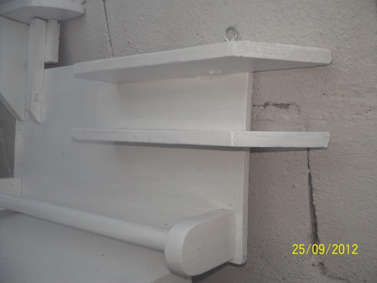 Hacer Estantes Para Baño:Estante Toallero Accesorio Para Baño – $ 550,00 en MercadoLibre