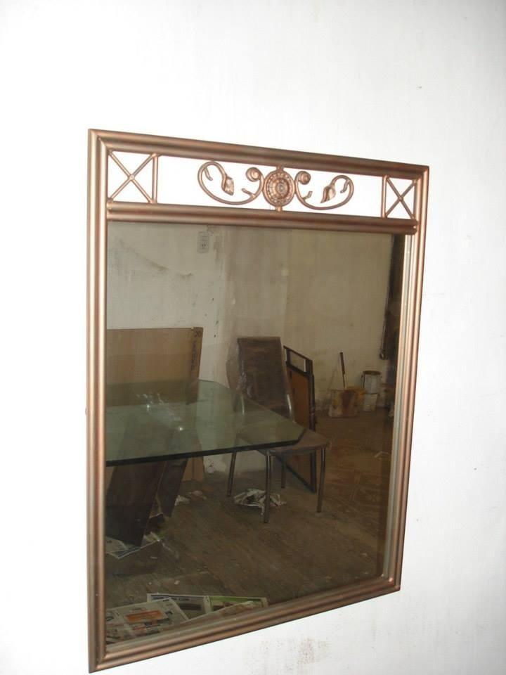 Fabrica De Muebles En Hierro Forjado,decoraciones,espejos  $ 6500,00