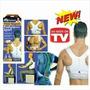 Espaldar Power Magnetic Posture Sport ¡ As Seen On T. V !