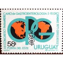 Osl Sello Aéreo 375 Uruguay Gastroenterología