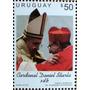 Osl Sello Uruguay Papa Francisco Cardenal Sturla Religión