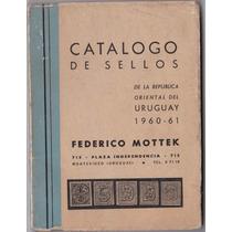 Catalogo De Sellos De La Rep. Oriental Del Uruguay 1960-61
