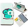 Funda Agenda Estuche Flip Sony Xperia M4 Protector Diseños