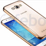 Protector Funda Slim Tpu Borde Color Para Samsung J3