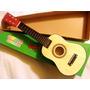 Guitarra Criolla Rosada 60cm. Cuerda, Music.consulte Colores