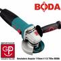 Amoladora Angular 115mm 4 1/2 750w G15-115 Boda