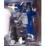 Kit Full Pistola Gravedad 827 Hvlp - Copa 600cc + 50 Filtros