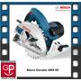 Sierra Circular 1.600w 5900rpm Gks 65 Bosch