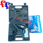 Atornillador Bateria Litio 3.6v Hyundai Hpsd03+ Linterna Led