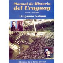 Manual De Historia Del Uruguay Tomo 2